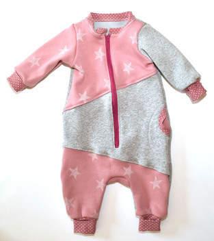 Makerist - Noch ein Jolly Jumper - diesmal aus kuscheligem Sweatshirtstoff - 1