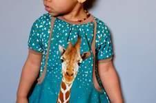 Makerist - Giraffe Tunika - 1