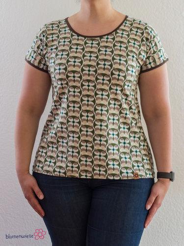 Makerist - Sommershirt Nr. 1: Dannii - Nähprojekte - 2