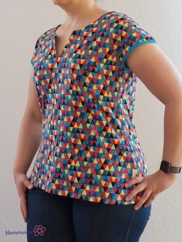 Makerist - Sommershirt Nr. 2: Ankerliebe - Nähprojekte - 2