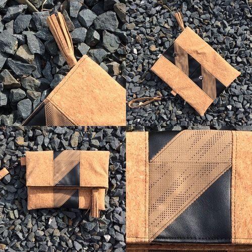 Makerist - 3x Clutch Emilia - Nähprojekte - 3