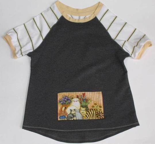 Makerist - Shirt2 - Nähprojekte - 1