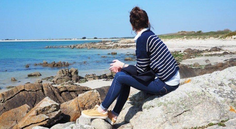 Makerist - Pull marinière facile à faire - Créations de tricot - 1