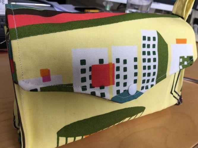 Makerist - Tasche Claire - Anleitung von diyLabor - Nähprojekte - 1