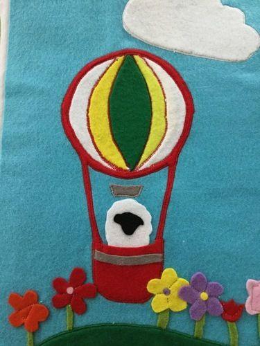 Makerist - Ein Spielebuch aus Stoff für Fritzchen  - Nähprojekte - 2