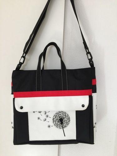 """Makerist - Eine-für-Alles Tasche """"Big Elli"""" (Nähanleitung und Schnittmuster) von SHESMILE - Nähprojekte - 2"""