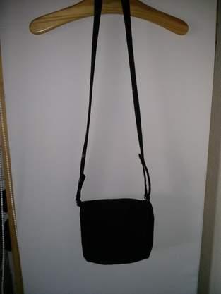 Makerist - schwarze Tasche - 1