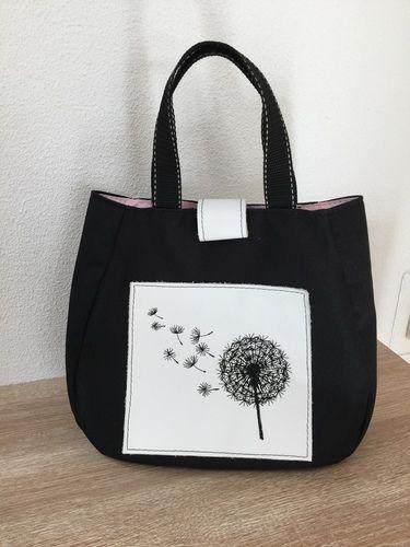 """Makerist - Tasche """"Little Elli"""" (Nähanleitung & Schnittmuster) von SHESMILE - Nähprojekte - 1"""
