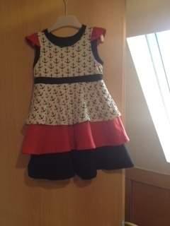 Makerist - Für unsere Kleine ein richtig süsses Kleidchen aus Jersey - 1