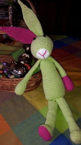 Makerist - Emil, oder das Gleiche in grün :-) - Häkelprojekte - 2