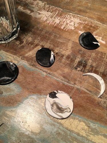 Makerist - Moon Phases Wall Hanging - DIY-Projekte - 3