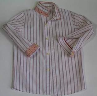 Makerist - Upcycling: Herrenhemd wird zur Mädchenbluse - 1