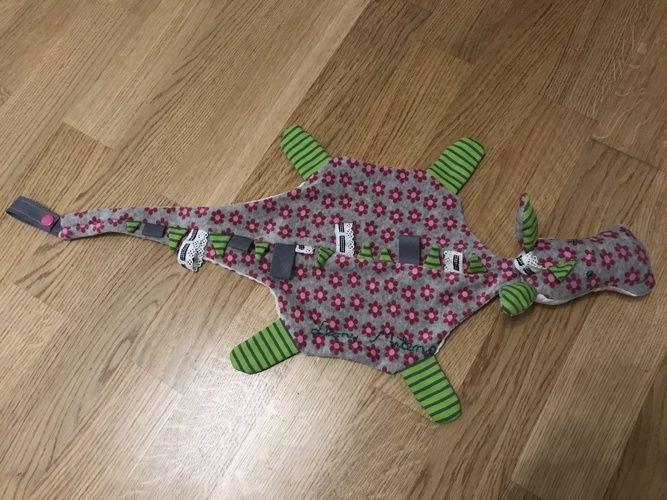 Makerist - Kuscheldrache für eine liebe Freundin  - Nähprojekte - 1