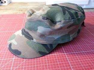 Makerist - BW-Kappe für Adam - 1