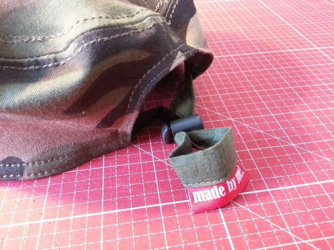 Makerist - BW-Kappe für Adam - Nähprojekte - 2