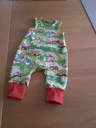 Makerist - Strampler für das Baby eines Freundes - 1