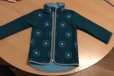 Makerist - Softshell Jacke von Klimperklein - 1