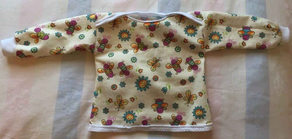 Makerist - Mädchen-Schlafanzug Gr. 74 - Nähprojekte - 2