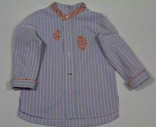 Makerist - Upcycling Herrenhemd zur Mädchenbluse - 1