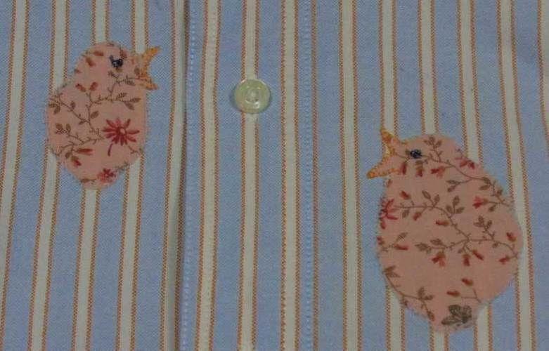 Makerist - Upcycling Herrenhemd zur Mädchenbluse - Nähprojekte - 2