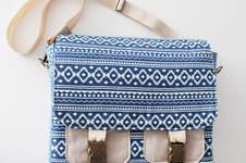 Makerist - Tasche Ajan (Bürotasche - Messenger Bag)  - 1