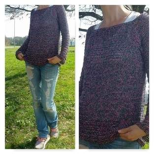 "Makerist - Sweater ""Spring"" - 1"