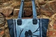 Makerist - Upcyclingprojekt mit der Boat Bag von Unikati - 1
