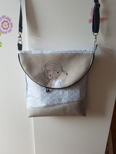 Makerist - SchickiMicki Flapbag  - Nähprojekte - 1