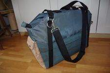 "Makerist - Weekender-Tasche ""Lexa big"" - 1"