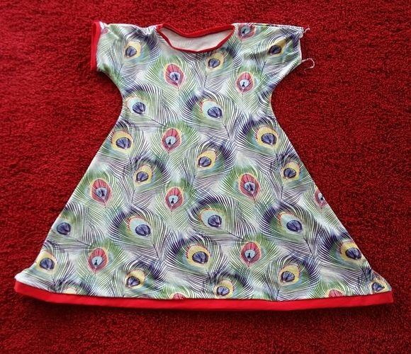 Makerist - Little Ebby Kleid für meine Tochter - Nähprojekte - 1