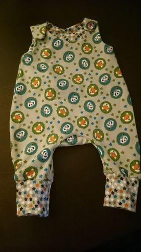 Makerist - Süßer Babystrampler - Nähprojekte - 1