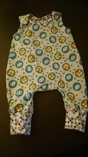 Makerist - Süßer Babystrampler - 1