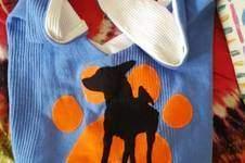 Makerist - Beuteltascheaus Indira Tagesdecken, für mich  - 1