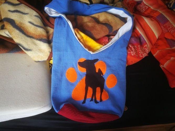 Makerist - Beuteltascheaus Indira Tagesdecken, für mich  - Nähprojekte - 2