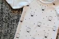 Makerist - zuckersüßes Langarmshirt für eine kleine Katzenliebhaberin - 1