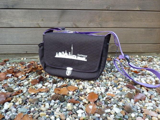 Makerist - Wunschtasche für die Schwiegeroma - Nähprojekte - 1