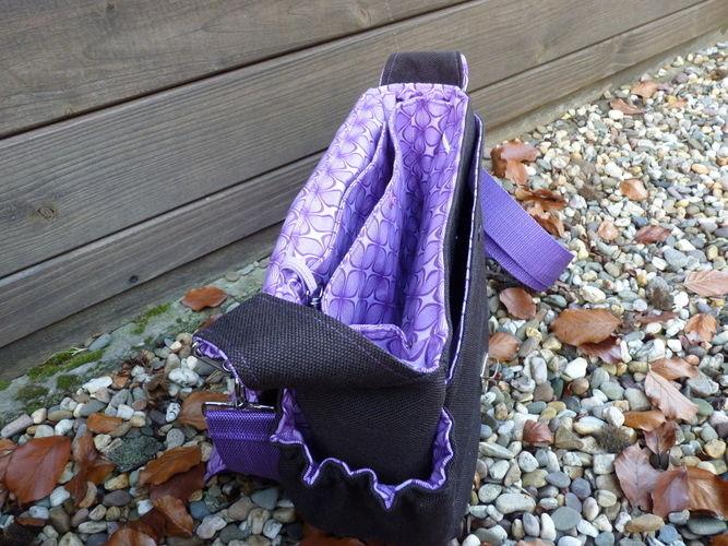 Makerist - Wunschtasche für die Schwiegeroma - Nähprojekte - 2