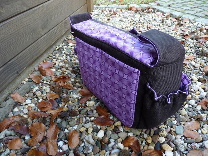 Makerist - Wunschtasche für die Schwiegeroma - Nähprojekte - 3