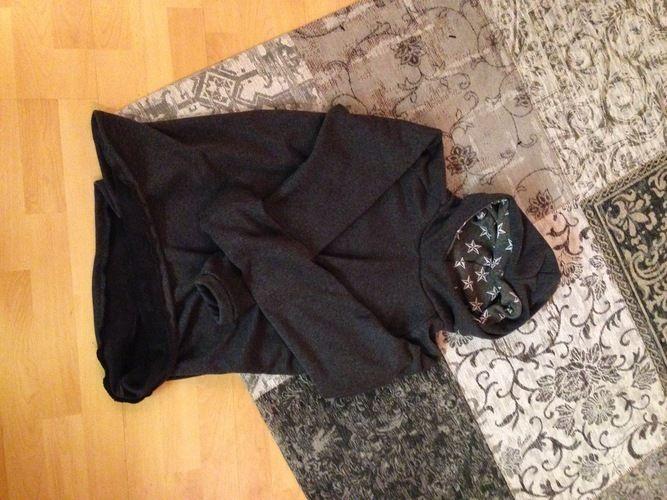 Makerist - Herr Toni Kapuzensweater für Christian  - Nähprojekte - 1