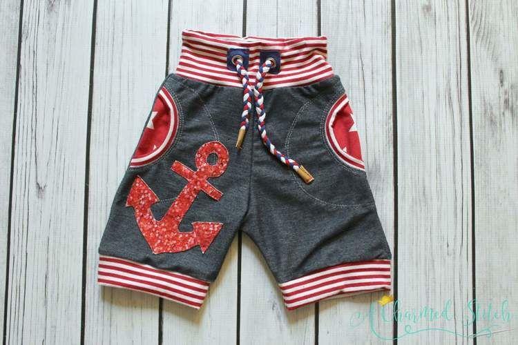 Makerist - Megan LaBombard, faux jegging jersey, jersey knit, for my son. - Nähprojekte - 1
