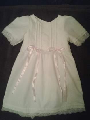 Makerist - Taufkleid für die Enkelin - 1