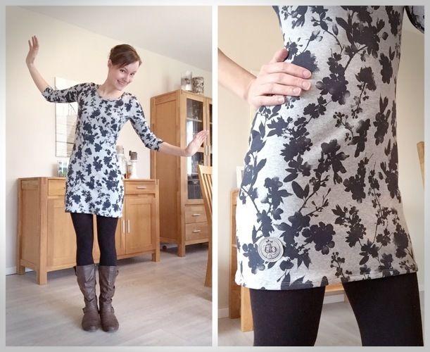 Makerist - Kleid Enya aus Sommersweat - Nähprojekte - 1