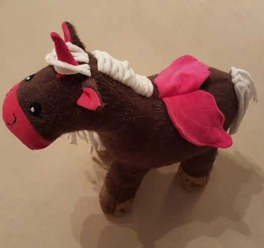 Makerist - Kuschelpferd für meine Tochter  - Nähprojekte - 1