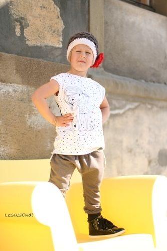 Makerist - 20min Shirt von Muckelie & Chill@home Hose von Muckelie - Nähprojekte - 1