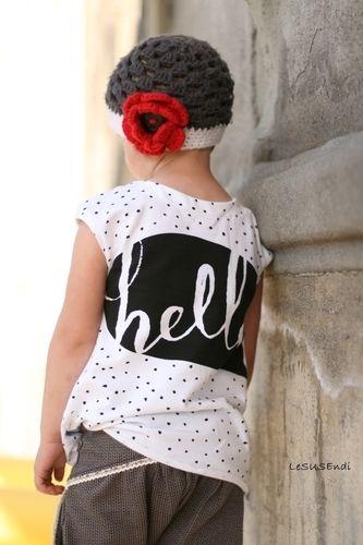 Makerist - 20min Shirt von Muckelie & Chill@home Hose von Muckelie - Nähprojekte - 2