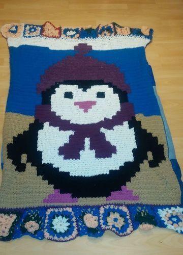 Makerist - Decke und  Kleid - Häkelprojekte - 1