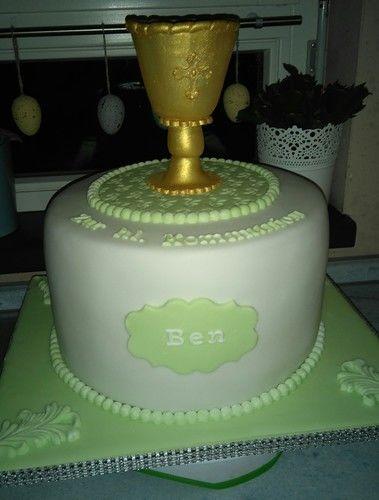 Makerist - Kommunion Torte - Torten, Cake Pops und Cupcakes - 1