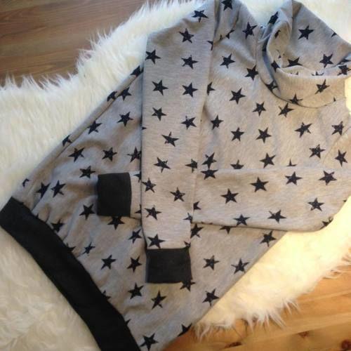 Makerist - Casual Sweater Woman - Nähprojekte - 1