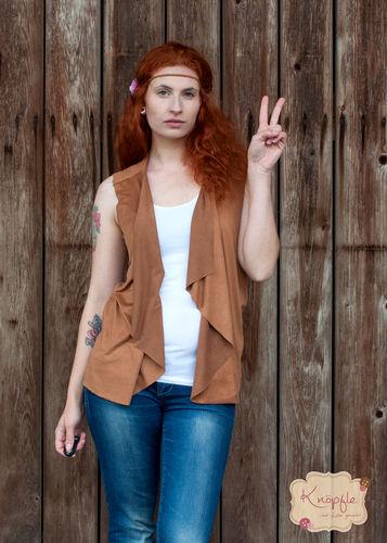 Makerist - Wildblume im Hippie-Style - Nähprojekte - 1