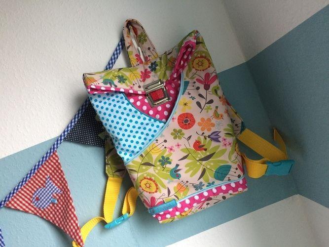 Makerist - Kinder-Rucksack von Frau Scheiner - Nähprojekte - 3